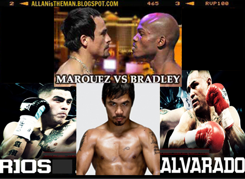 Pacquiao vs Rios or Alvarado_Marquez vs Bradley