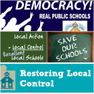 Local Control of Schools: A Fanciful Democratic Endeavor