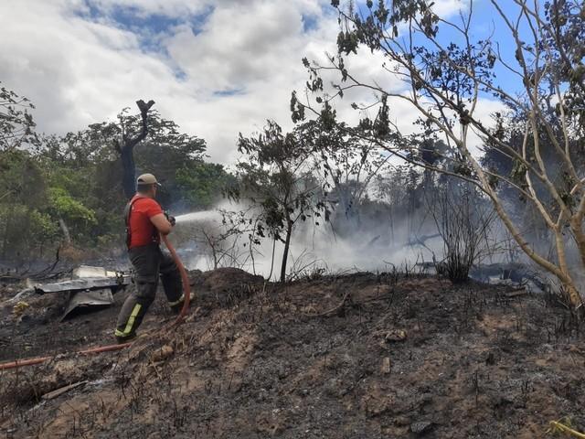 Incêndios ambientais aumentam 31,2 % no RN em 2019, diz Corpo de Bombeiros