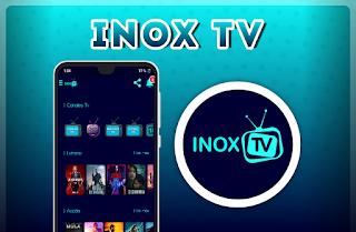 INOX TV NUEVA APP PARA VER PELUCULAS, SERIES Y TV GRATIS