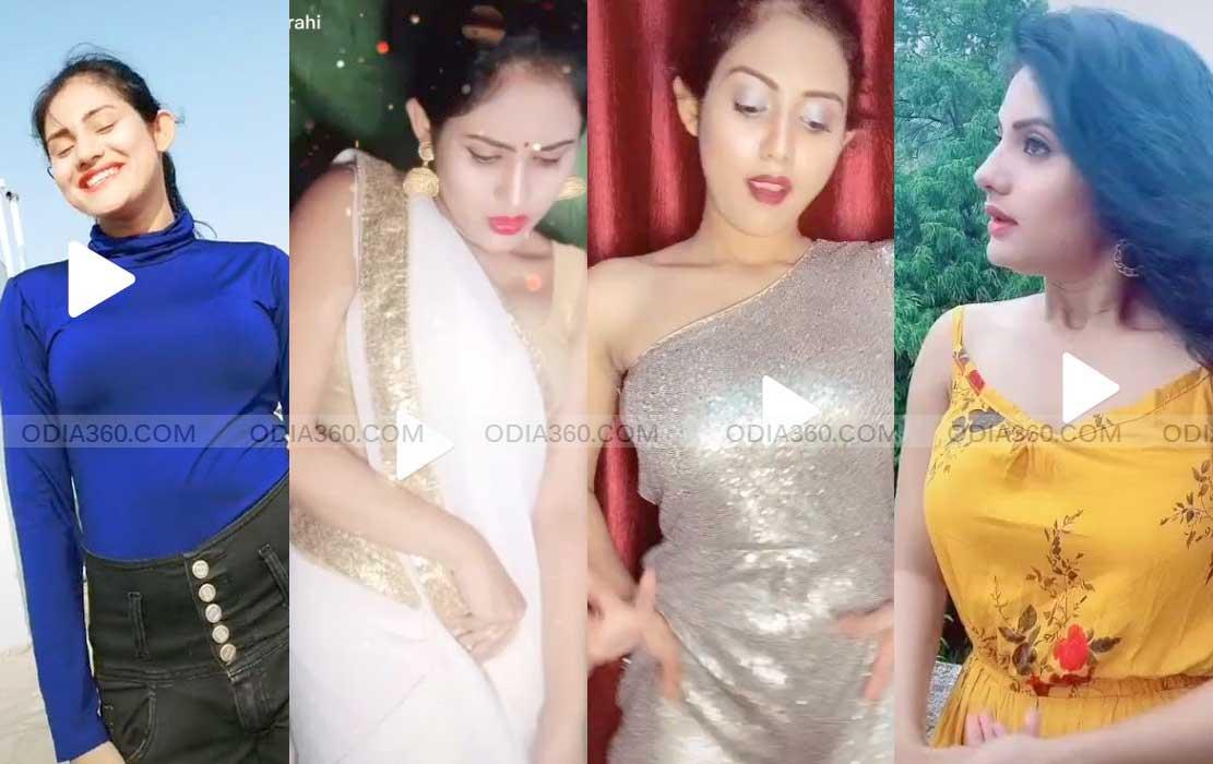 Odia Actress Shradha Panigrahi Hot TikTok Videos gone viral in Internet