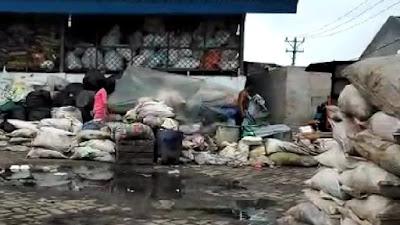 RT, RW Salembaran Jaya Peduli Sampah