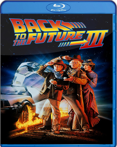 Back to the Future. Part III [1990] [BD25] [Movie + Bonus] [Latino]
