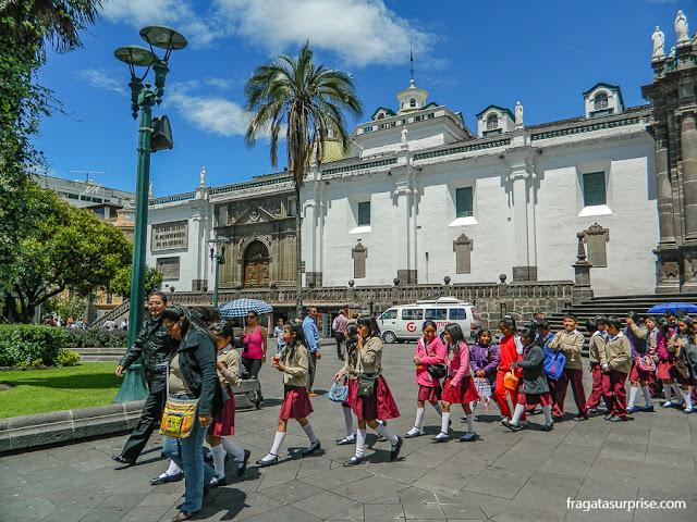 Catedral de Quito, Equador
