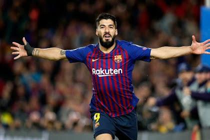 Barcelona Akan Menggantikan L.Suarez dengan Striker Luis Suarez (Zaragoza)