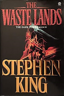 The Dark Tower III - The Waste Lands - Books Horror