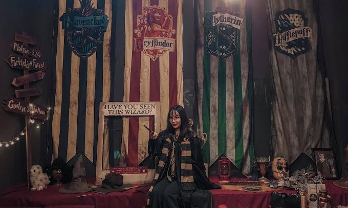 Cafe siêu hot cho dân ghiền Harry Potter và thế giới pháp thuật, 8B Hàng Tre,