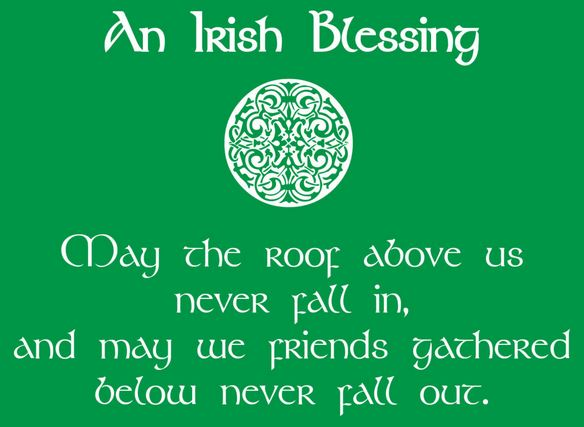 2019 St Patrick's Day Sayings Wishes