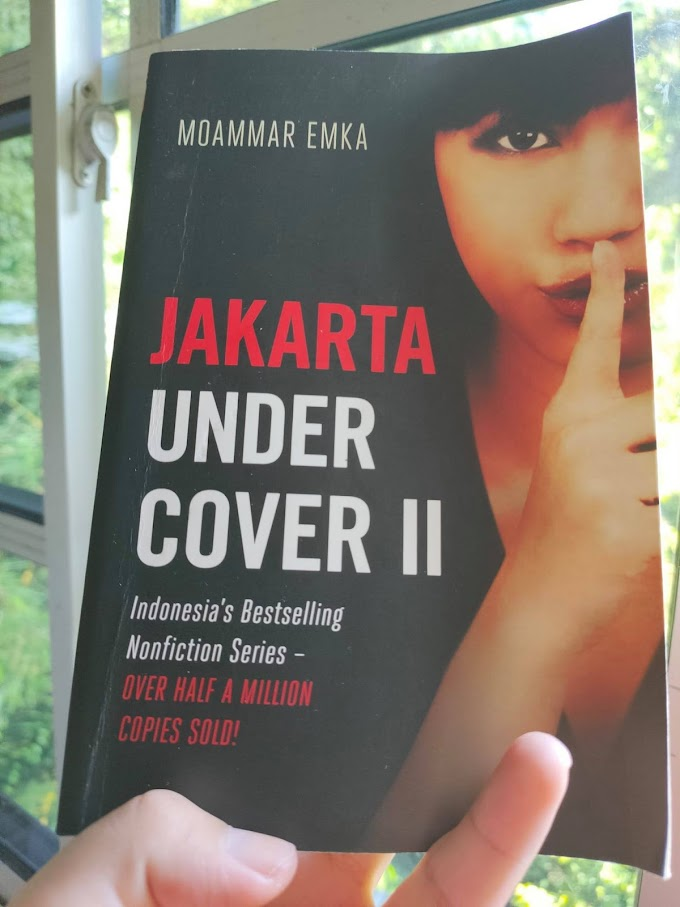 REVIEW : JAKARTA UNDER COVER II