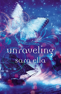 Cover Image of Unraveling by Sara Ella