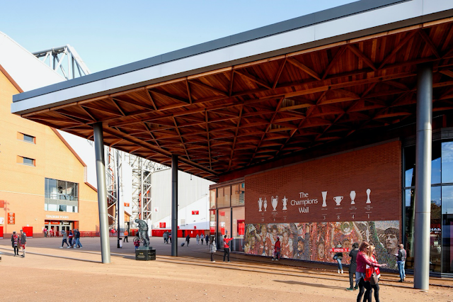 LFC launches Champions Wall at Anfield