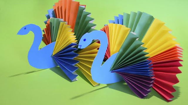 Creative Handicraft : pad from Scrap materials