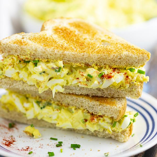 How to Make Classic Egg Salad