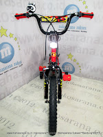 Sepeda Anak Wimcycle VR-1 BMX 16 Inci