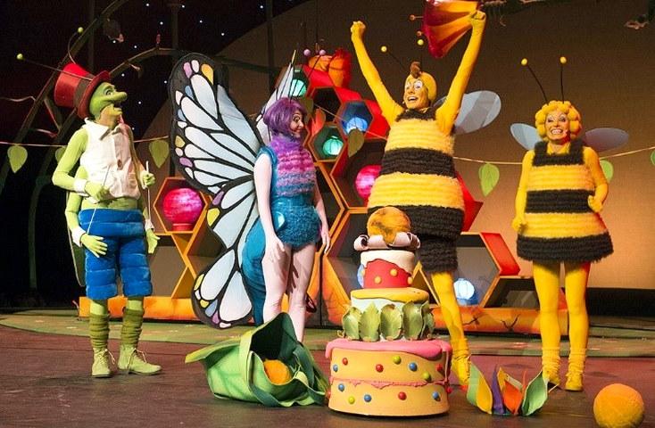 Η επίσημη θεατρική παράσταση «Μάγια η Μέλισσα» στην Αλεξανδρούπολη