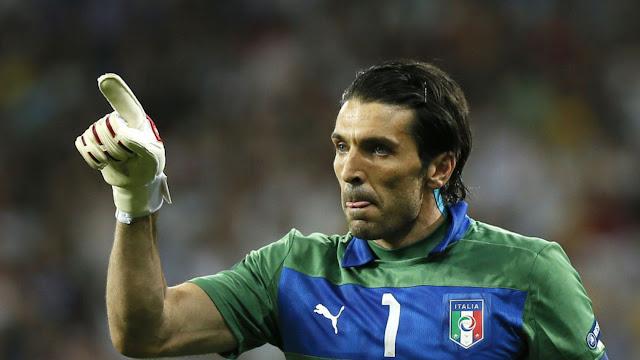Buffon, pillier du vestiaire et de la défense italienne.