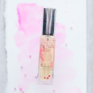 Pink Vanilla Blush Perfume The Watercolor Collection by Wylde Ivy