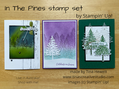 In the Pines card class cards