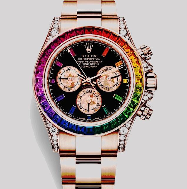 """أفضل ساعة رولكس """"Rolex Cosmograph Daytona Chronograph"""""""