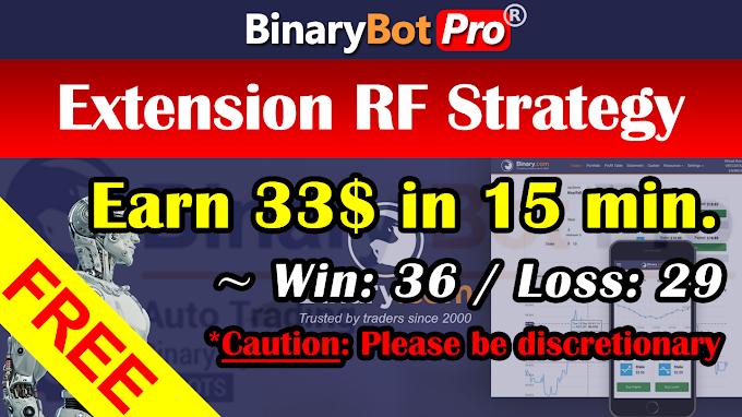 Extension RF Strategy (4-Jan-2021)   Binary Bot   Free Download