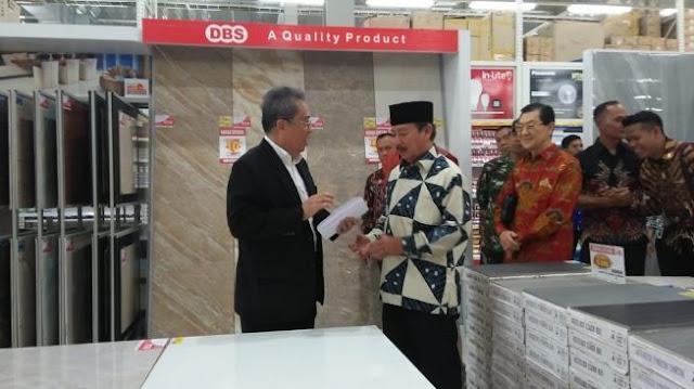 Depo Bangunan Ekspansi Bisnis Ke Bandar Lampung