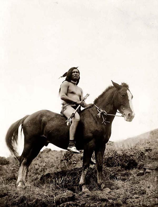 MY WORD: The Native American Indians