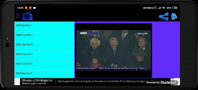 تحميل تطبيق ABE IPTV الحصري لمشاهدة جميع القنوات المشفرة على اجهزة الاندرويد مجانا