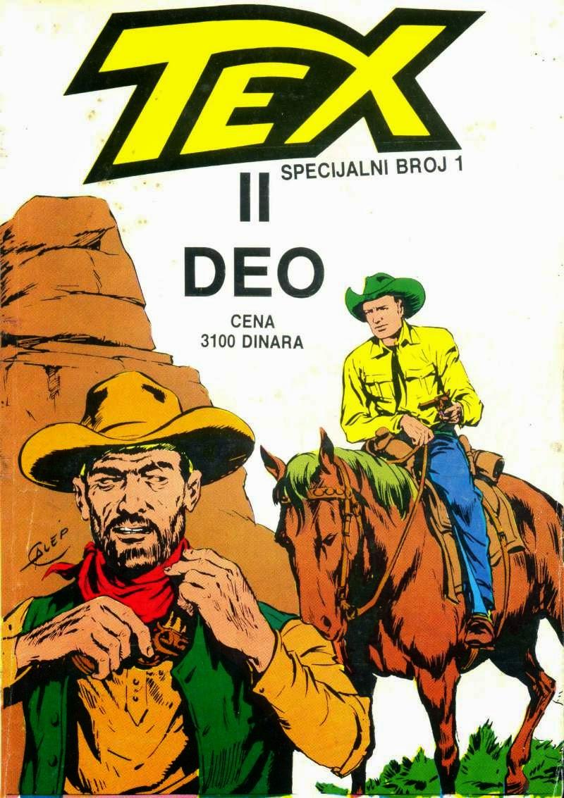 TEX 2 - (Veliki Tex) Specijal - Tex Willer