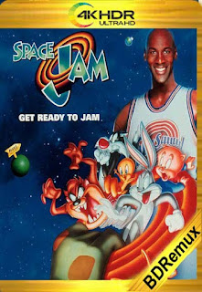 Space Jam : El Juego del Siglo (1996)[BDRemux 4K] [Latino-Inglés][Google Drive] chapelHD