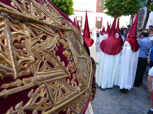 Sumptuary heritage of the Lanzada de Sevilla