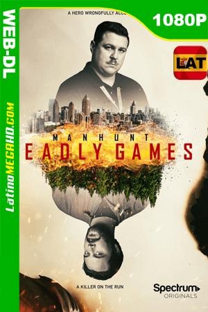 Manhunt: Deadly Games (Miniserie de TV) Temporada 2 (2020) Latino HD AMZN WEB-DL 1080P ()
