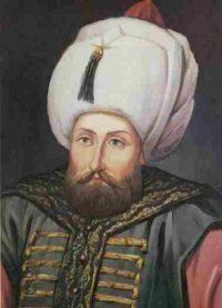 OTTOMANS EMPIRE SULTANS 2. SELİM