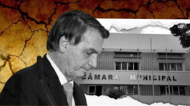 Assim como Jair Bolsonaro, vereadores de Itapetinga se lambuzam nas rachadinhas