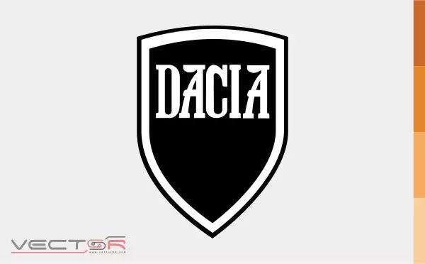 Automobile Dacia S.A. (1990) Logo - Download Vector File AI (Adobe Illustrator)