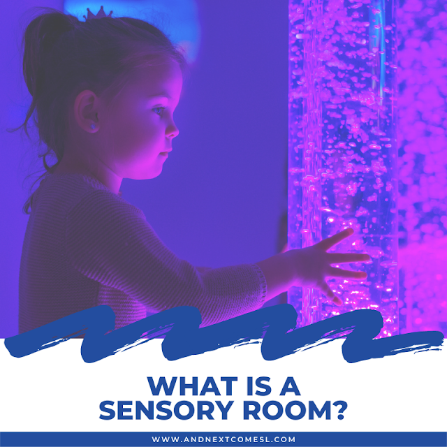 What is a sensory room?