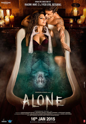 Alone 2015 Custom HD Latino 5.1