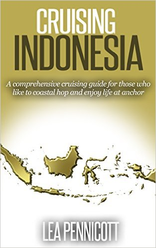 'Cruising Indonesia'    now on sale