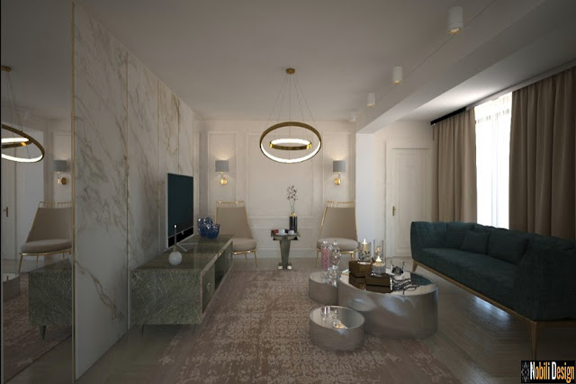Design interior case moderne in Bucuresti - Designer interior Bucuresti