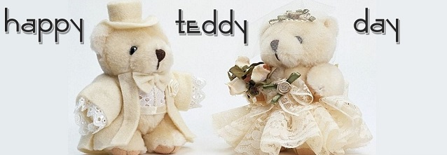 Happy Teddy Day Facebook Cover Picture