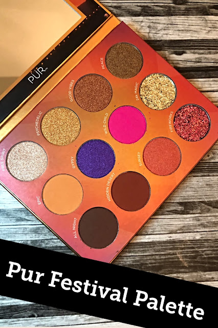 Pur Festival Palette (Boxycharm Collaboration)