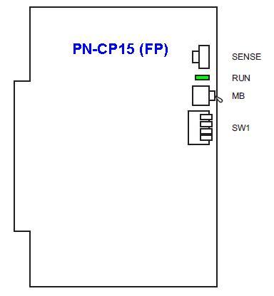 и НИИБ_Т: Описание карты PN-CP15. NEAX NEC