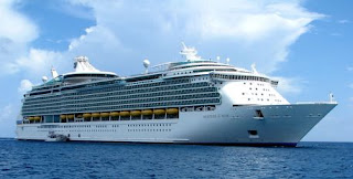 Chinese woman falls off cruise ship and survives