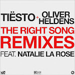 Tiësto & Oliver Heldens - The Right Song (feat. Natalie La Rose) [Remixes] - EP Cover