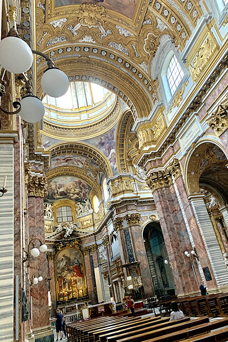 Rome, Italy by Posh, Broke, & Bored - Catholic Church