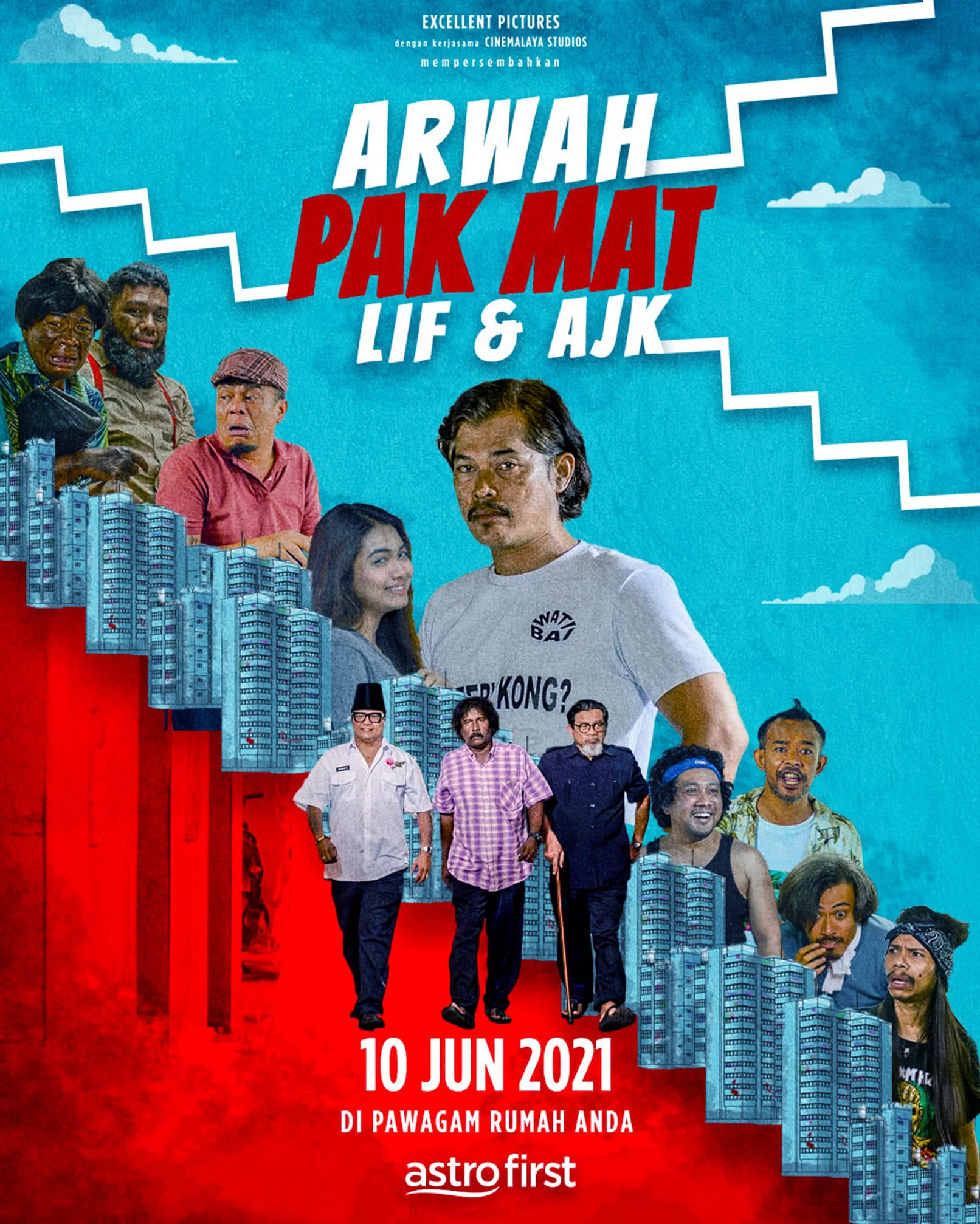 Senarai Filem Melayu 2021
