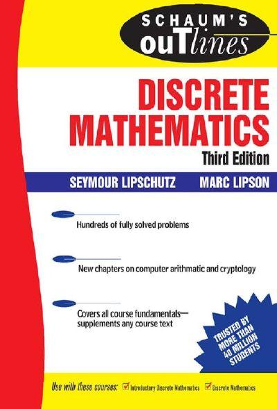 Schaums Outline of Discrete Mathematics pdf download ...