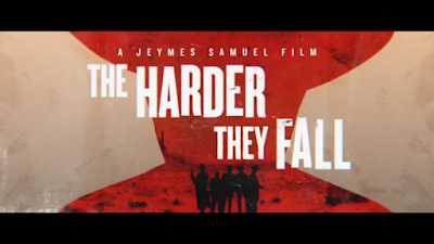 The Harder They Fall Trailer On Netflix