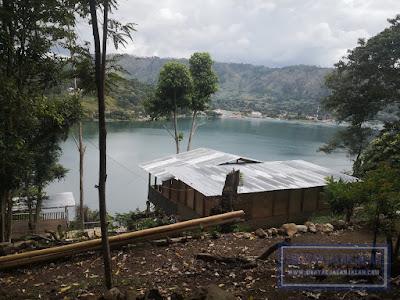homestay robean milik simaremare di pulau pardopur atau sibandang