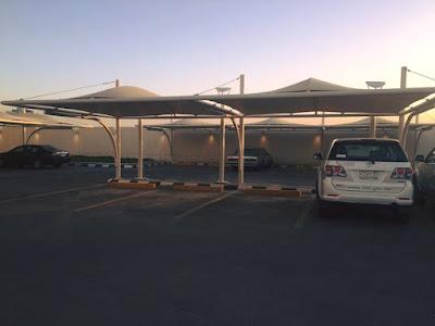 حداد مظلات في الرياض