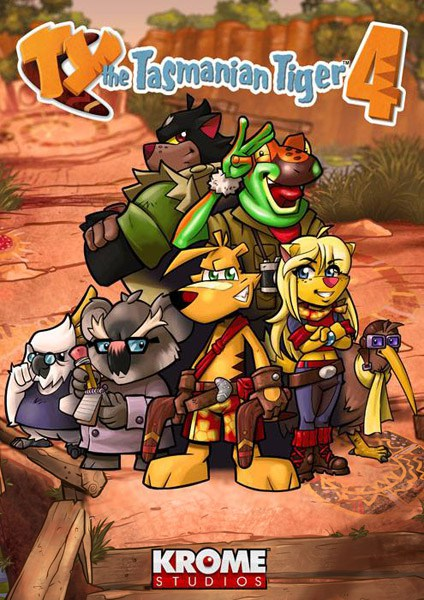 Download TY the Tasmanian Tiger 4 Full PC Game
